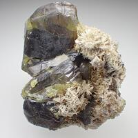 Johannsenite Sphalerite & Galena