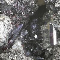Pyrargyrite & Argyrodite