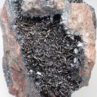 Hematite & Kalsilite
