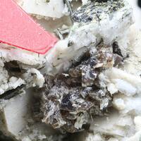 Ancylite Hilairite & Elpidite