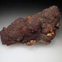 Dolomite Quartz & Chalcopyrite
