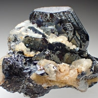 Hematite Rutile & Calcite