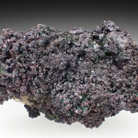 Cuprite Copper & Conichalcite