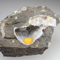 Thomsonite & Chabazite