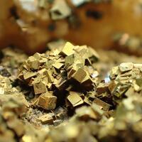 Pyrite & Ankerite