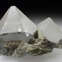 Quartz & Arsenopyrite