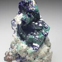 Azurite & Malachite Psm Azurite & Smithsonite