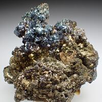 Pyrite & Arsenopyrite