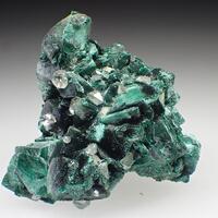 Cerussite & Malachite Psm Azurite