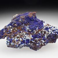 Smithsonite & Azurite