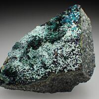 Atacamite Olivenite Halloysite & Chrysocolla