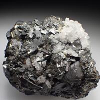Tennantite & Sphalerite & Pyrite & Quartz