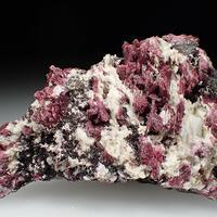 Erythrite & Skutterudite