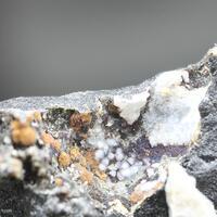 Feroxyhyte & Cerussite
