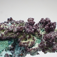 Cuprite Copper & Malachite