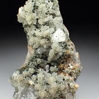 Smithsonite Cerussite & Duftite