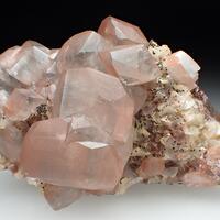 Calcite Dolomite & Pyrite