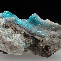 Aurichalcite & Hemimorphite