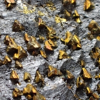 Chalcopyrite Sphalerite & Marcasite