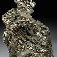 Pyrite & Baryte
