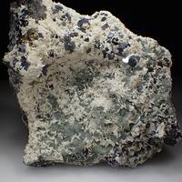 Calcite Galena & Quartz