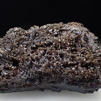 Siderite & Chalcocite