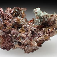 Smithsonite Mimetite & Wulfenite