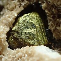 Sphalerite Calcite Chalcopyrite & Quartz