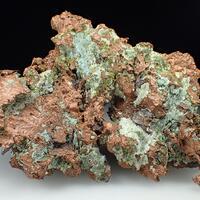 Native Copper & Native Silver Halfbreed