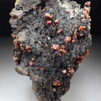 Vanadinite & Goethite