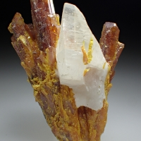 Orpiment & Calcite