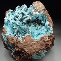 Chrysocolla & Malachite Psm Azurite & Quartz & Malachite