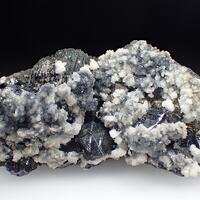 Pyrrhotite & Sphalerite & Calcite