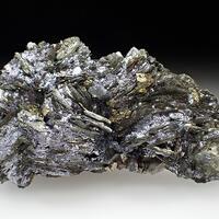 Galena & Pyrite Psm Pyrrhotite & Arsenopyrite