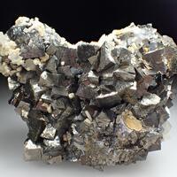 Arsenopyrite & Rhodochrosite