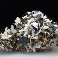 Sphalerite Arsenopyrite & Quartz