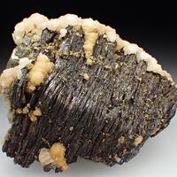 Pyrrhotite Calcite & Pyrite