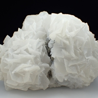 Calcite & Arsenopyrite
