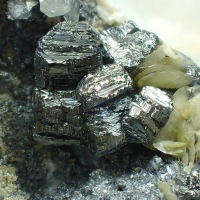 Bournonite Siderite & Quartz