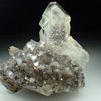 Baryte Quartz & Calcite