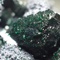 Malachite & Heterogenite