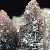 Fluorite & Quartz & Calcite