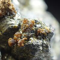 Xanthoconite & Polybasite