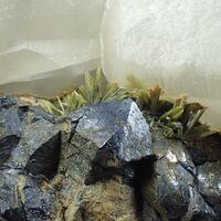 Calcite Magnetite & Epidote