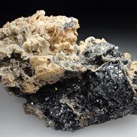 Mimetite Calcite & Galena
