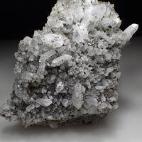 Quartz & Pyrite & Bournonite