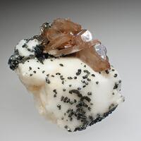 Titanite Chlorite & Adularia