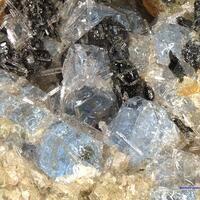 Haüyne Titanite & Magnetite