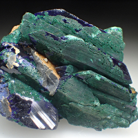 Azurite & Malachite Psm Azurite