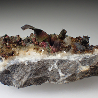 Marcasite & Chalcopyrite